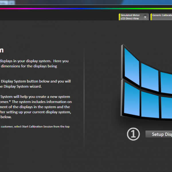 display-system-setup