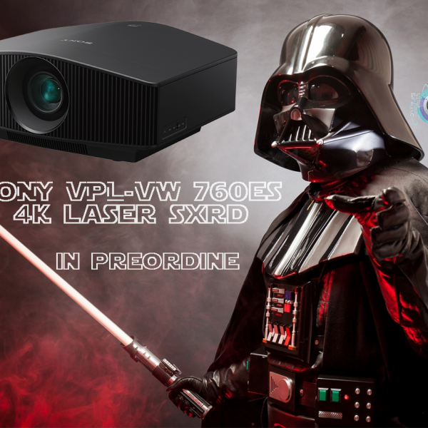 sony vpl 760 star wars 760ES