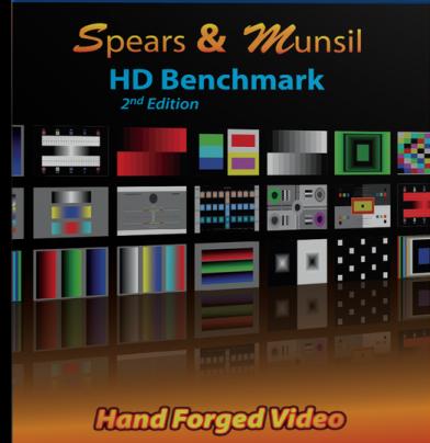 S&M Test Disc 2.0 (3D)